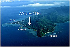 Ayuhotel-Location-Karimunjawa